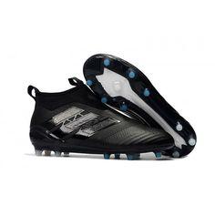 sports shoes 67c79 6494d Adidas ACE 17+ PureControl FG Fotbollskor svart