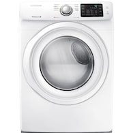 LG Smart Wi-Fi Enabled ft Stackable Gas Dryer (White) ENERGY STAR at Lowe's. Forget pulling still-damp loads from the dryer—LG's ultra large capacity dryer uses the moisture-sensing technology of Sensor Dry to help ensure Tambour, Samsung Washer, Stackable Washer And Dryer, Gas Dryer, Front Load Washer, Laundry Room Storage, Laundry Rooms, Small Laundry, Washing Machine