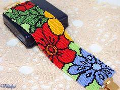 Sgt Peppers Garden by Victoriya - pattern FDEkszer