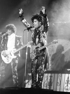 Prince & The Revolution | Prince and The Revolution - 1984 Photographic Print