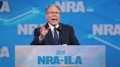 Ex-NRA Head Wayne LaPierre and Wife Susan Worked to Secretly Turn Elephant They Shot Into Stools: Report
