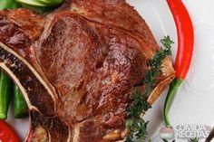 Receita de Bisteca grelhada em receitas de carnes, veja essa e outras receitas aqui!