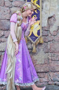Rapunzel's Smile