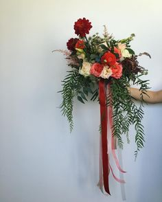 Be. Still. Our. Beating. Hearts. Beautiful bouquet for a beautiful day! #campusfloral #florist #byu