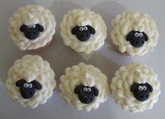 Sheep cupcake from Cutest Food!- Anna