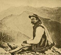 Tatry, przewodnik Klimek - Górale i Tatry na starych fotografiach