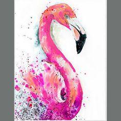 Diamond Embroidery,Abstract Flamingo,5D,Diamond Painting,Cross Stitch,3D,Diamond Mosaic,Decoration,Christmas Gifts craft AS687