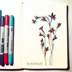Julia Fink (@julia_gefinkelt) • Instagram-Fotos und -Videos Bullet Journal, Cool Stuff, Glitch, Drawings, Anime, Paintings, Base, Instagram, Videos