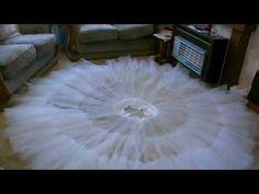 Belle's Ballgown Petticoat Tutorial
