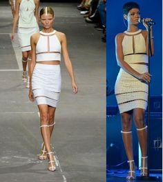 Alexander Wang, Rihanna, Style
