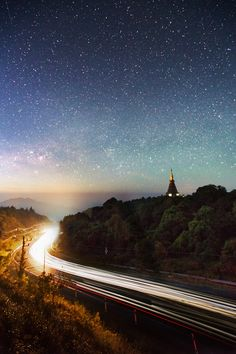 Stars & Trails
