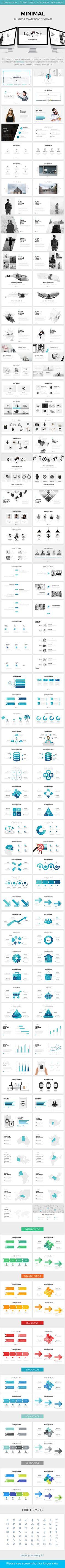 Minimal Business Keynote Template — Keynote KEY #multipurpose #clean layouts • Download ➝ https://graphicriver.net/item/minimal-business-keynote-template/20097542?ref=pxcr