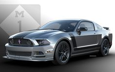 Raffle Tickets For Customized 2013 Ford Mustang Boss 302 Benefit Multiple Sclerosis Society