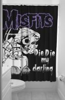 Misfits Darling-showercurtain