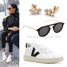 21 Oct 2018 - What Meghan wore for Invictus Games Sydney sailing final Meghan Markle Outfits, Meghan Markle Style, Princess Meghan, Prince Harry And Meghan, Spring Summer Fashion, Winter Fashion, Veja Sneakers, Royal Dresses, Royal Engagement