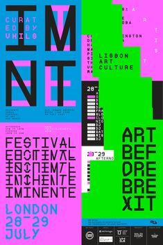 , Festival Iminente London 2017