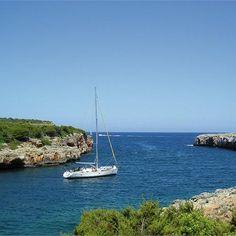 ღღ Cala Sa Nau - Bucht auf Mallorca