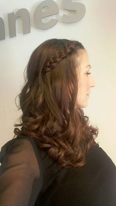 Plaits and curls