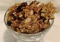 Toasted Crunchy Granola Clusters Recipe -  Are you ready to cook? Let's try to make Toasted Crunchy Granola Clusters in your home!