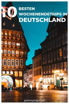 Cool Places To Visit, Places To Go, Best Weekend Trips, Travel Trailer Camping, Perfect Road Trip, Island Tour, Germany Travel, Travel Around, Trip Planning
