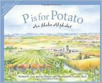 P is for Potato by Stan Steiner