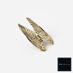 TEFC Archangel Wing Ring | Use this exclusive code: PINTEREST05 for 5% off all fashion products @ theelitefashionclub.storenvy.com