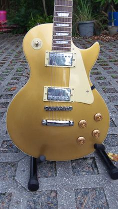 #0031 Gold Top 74' Tribute