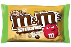 M&M's Crispy S'mores Chocolate Candy Bag, 8 Ounce Gourmet Recipes, Sweet Recipes, Snack Recipes, Yummy Recipes, Christmas Deserts, Cheese Snacks, Best Candy, Favorite Candy, Seasonal Food