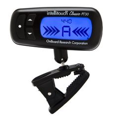 Intellitouch Pt30 Classic Clip On Tuner by Intellitouch. $25.99. The Intellitouch PT30 Tuner It is automatic, chromatic, and displays the measured pitch on a large, backlit display for easy tuning. Expanding upon the original Intellitouch PT1 design, the PT30 has a larger display, more backlight color options, and a robust clamp and all-metal arm design. The PT30 tuner ignores background noise - it feels the instrument's vibration instead of using sound. Works on electric an...