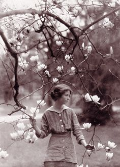 Edna St. Vincent Millay -American lyrical poet, playwright and feminist. She received the Pulitzer Prize for Poetry, and was known for her activism and her many love affairs.