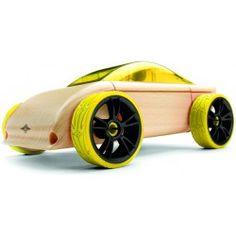 C9m sporťák - žlutý
