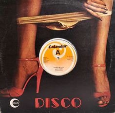 Disco 12' Record Cover  cool print for a shirt or poster or or or   must print it out