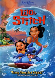 Lilo & Stitch (2002) Un film di Dean DeBlois, Chris Sanders. Animazione, Ratings: Kids, durata 94 min. - USA 2002