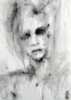 "Saatchi Online Artist Fiona Maclean; Painting, ""Study of Young Boy"" #art"