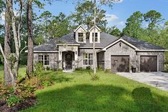 The Allen plan with bonus room.  This is just one of the options available at Duckworth Road Estates.