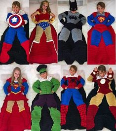 Sew Blankets Superhero Crochet Blankets Pattern - Do you remember the Princess blankets we featured last year? Well SarahBethsBoutique created another amazing design. This Crochet pattern is for Superhero blankets. This crochet pattern is not free… Crochet For Beginners Blanket, Crochet Blanket Patterns, Baby Blanket Crochet, Crochet Blankets, Crochet Princess Blanket, Crochet Pillow, Afghan Patterns, Doll Patterns, Crochet For Kids