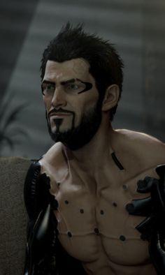 Adam Jensen, Deus Ex Mankind Divided System Rift