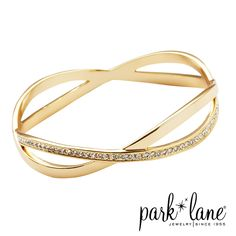 Blurred Lines Braclete by Park Lane Jewelry one of my favorites available in Gold and Silver $131.00