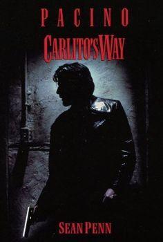 Carlito's Way (1993) Sean Penn, Charlie Chaplin, Tv Series Online, Movies Online, Carlito's Way, Don Corleone, I Love Cinema, Movies Worth Watching, Film Music Books