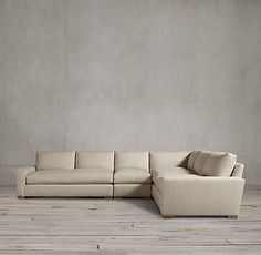 Maxwell Sectionals | RH