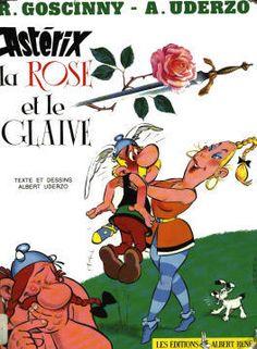 Album 25: La rose et le glaive