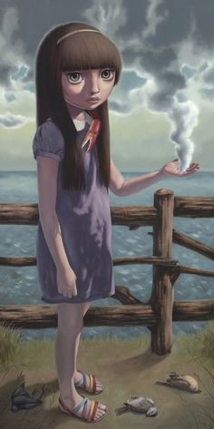 'The Cloud Maker' by Ana Bagayan