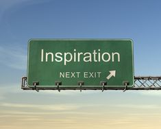 Want inspiration? Exit here!