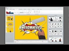 How to create animated presentations. PowToon - The PowerPoint Alternative