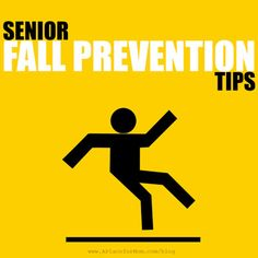 Top 8 Tips for Senior Fall Prevention- Talk to your loved ones. Many people don't realize that falls are the number one cause of injuries—and injury death—in older Americans. One third of American seniors fall each year,