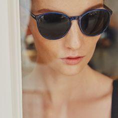 Für den sommerfrischen Durchblick - Andy Wolf Eyewear ist im Thermalbad Vöslau und jetzt auch in unserem Design-Webshop in zwei Varianten erhältlich. #designshop #vöslauerdesignshop #design #andywolf #andywolfeyewear #vöslauer Design Shop, Andy Wolf Eyewear, Cat Eye Sunglasses, Fashion, Mad Hatters, Eyeglasses, Dark Blue, Nice Asses, Moda