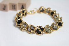 Bracelet de jumpring formelle/mariage/demoiselle par JigulinsHA