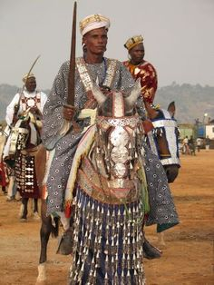 Hausa Durbar In Pictures - Culture (1) - Nairaland