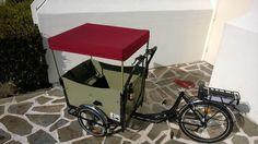 Cargo Box Bike Bakfiet Bicycle Family Kids Trailer Beach Park Electric E-bike  #TheCargoBike, ebay