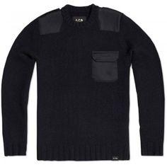 A.P.C. – Cammando Sweater